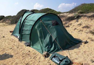 camping nel Salento