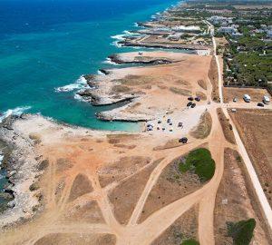 spiaggia di costa merlata